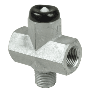 "Pressure Protection Valve, 3/8"" NPT, 75 PS"